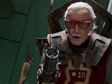 Stan Lee cameo in Thor Ragnarok movie
